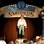 Pirate Rob at Circus Smirkus